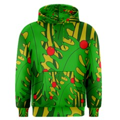 In the jungle Men s Pullover Hoodie