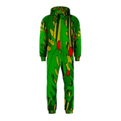 In the jungle Hooded Jumpsuit (Kids)