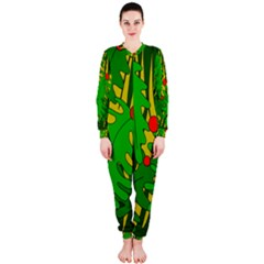 In the jungle OnePiece Jumpsuit (Ladies)
