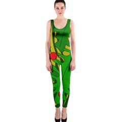 In the jungle OnePiece Catsuit