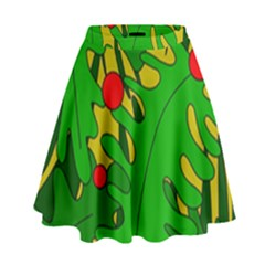 In the jungle High Waist Skirt