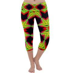 Gtgt Capri Yoga Leggings
