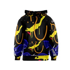 Crazy dream Kids  Zipper Hoodie