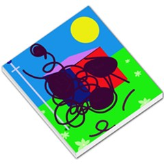 Sunny day Small Memo Pads