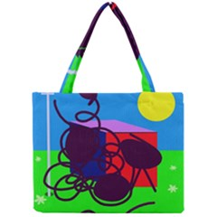 Sunny day Mini Tote Bag