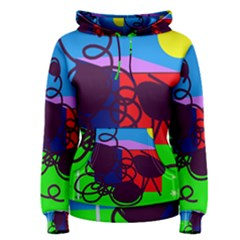 Sunny day Women s Pullover Hoodie