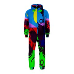 Sunny day Hooded Jumpsuit (Kids)