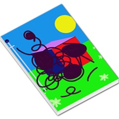 Sunny day Large Memo Pads