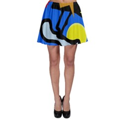 Little bird Skater Skirt