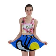 Little bird Mini Skirt