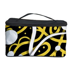 Yellow movement Cosmetic Storage Case
