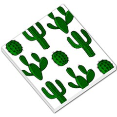 Cactuses pattern Small Memo Pads