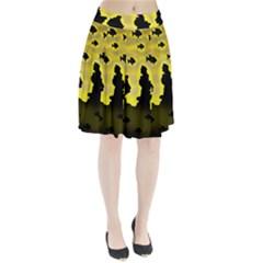 Khazar s dream  Pleated Skirt