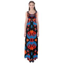 ;i;;i;i; Empire Waist Maxi Dress