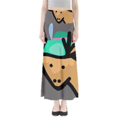 Deer Maxi Skirts