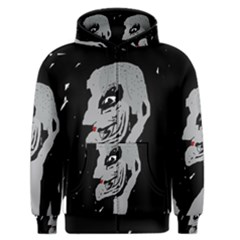 Horror Men s Zipper Hoodie