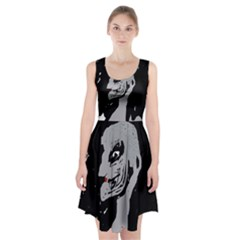 Horror Racerback Midi Dress