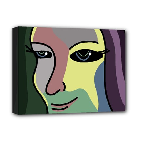 Lady Deluxe Canvas 16  x 12
