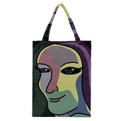 Lady Classic Tote Bag