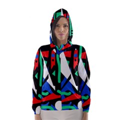 Find me Hooded Wind Breaker (Women)