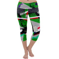 Trip Capri Yoga Leggings