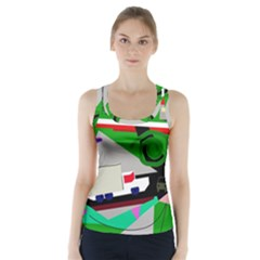 Trip Racer Back Sports Top