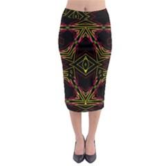 Gtgtj67ujirrfgerge Midi Pencil Skirt