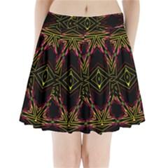 Gtgtj67ujirrfgerge Pleated Mini Skirt
