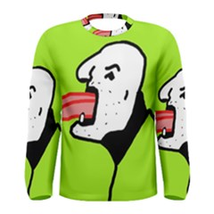 Protrusion  Men s Long Sleeve Tee