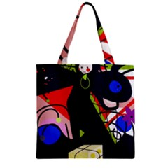 Gift Zipper Grocery Tote Bag