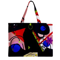 Gift Zipper Mini Tote Bag