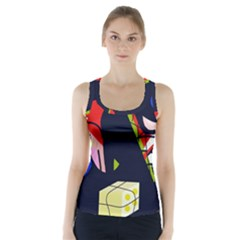 Gift Racer Back Sports Top