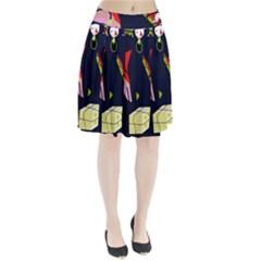 Gift Pleated Skirt