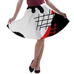 Revolution A-line Skater Skirt