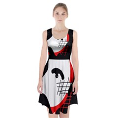 Revolution Racerback Midi Dress
