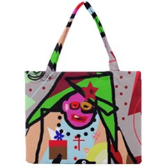 Quarreling Mini Tote Bag