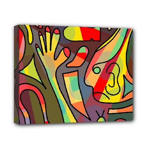 Colorful dream Canvas 10  x 8