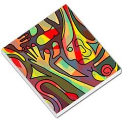 Colorful dream Small Memo Pads