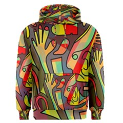 Colorful dream Men s Pullover Hoodie