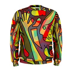 Colorful dream Men s Sweatshirt