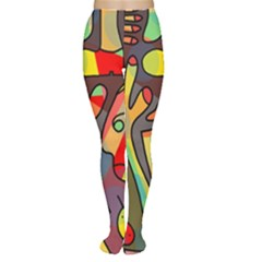 Colorful dream Women s Tights