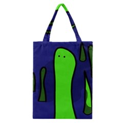 Green snakes Classic Tote Bag