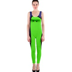 Green snakes OnePiece Catsuit