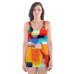 Peace2 Skater Dress Swimsuit