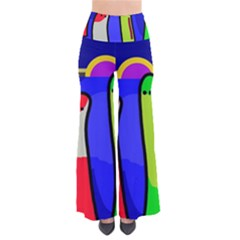 Colorful snakes Pants