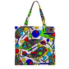 Find it Zipper Grocery Tote Bag