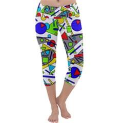 Find it Capri Yoga Leggings