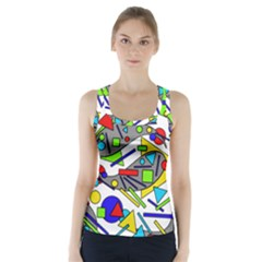 Find It Racer Back Sports Top