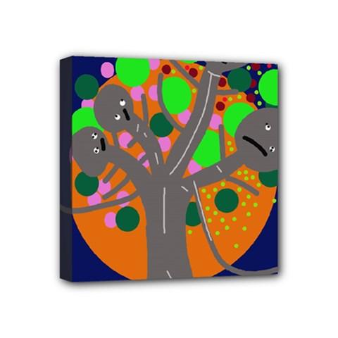 Daydream Mini Canvas 4  x 4