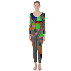 Daydream Long Sleeve Catsuit